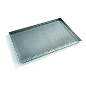 Plaque Aluminium Perforée 600 x 400 Mm Piron - 1