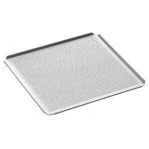 Plaque de Cuisson Aluminium Perforée GN 2/3 Bartscher - 1
