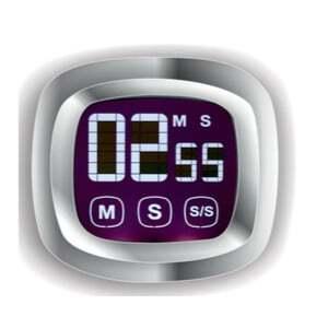 Digitaler Timer mit Magnet und Touchscreen