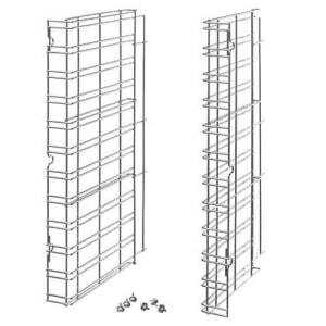 Set Seitenhalterungen Für Backöfen Piron
