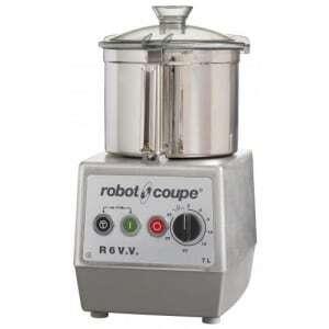Cutter de Cuisine R6 V.V Robot-Coupe - 1