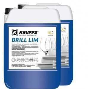 Produit de Rinçage - Lot de 2 x 5L Krupps - 1