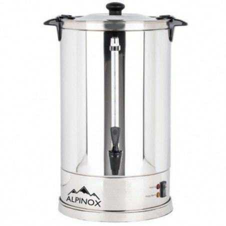 Percolateur Professionnel à Café 7 L avec filtre permanent pour 48 Tasses- AROMA Alpinox - 1