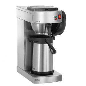 Machine à Café - Aurora 22 avec Thermos à Pompe Bartscher - 1