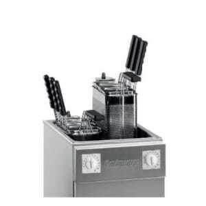 Option Relevage Automatique 2 Paniers pour Cuiseur à Pâtes FourniResto - 1