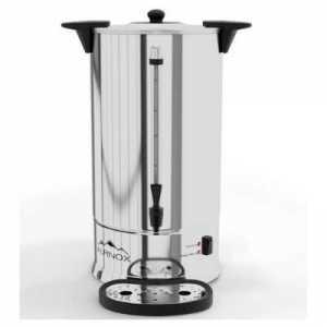 Percolateur à Café 14 L - AROMA 110 Tasses & Filtre Permanent Alpinox - 2