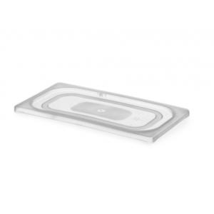 Gastronorm-Deckel 1/2 Polyproylen