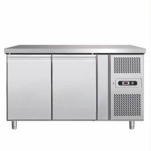 Table Réfrigérée Prof. 600 - 2 Portes FourniResto - 1