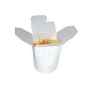 Pastabox 100 cl - Umweltfreundlich  - 50 Stück
