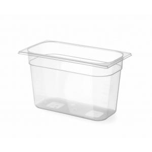 Gastronorm Behälter 1/3 aus Polypropylen - 4 L - H 100 mm