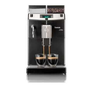 Machine à Café Professionnelle Lirika Saeco - 1