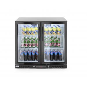 Bar Kühlschrank, doppeltürig 180L