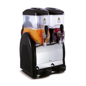Slush Eis Maschine 2x12 L