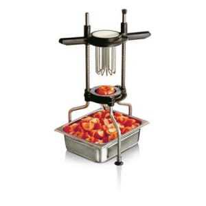 Coupe-Tomates et Agrumes Sections Inox Tellier - 1